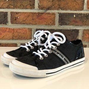Coach Black Folly Shoe Size 6.5